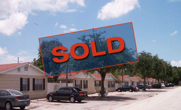 40 Unit N St. Pete Apartment Complex FOR SALE $2,100,000