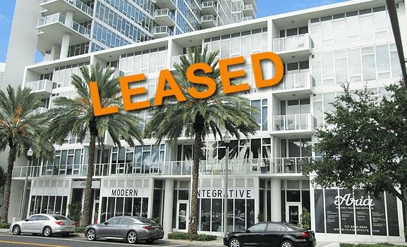 RARE DOWNTOWN ST. PETE COMMERCIAL SPACE FOR LEASE