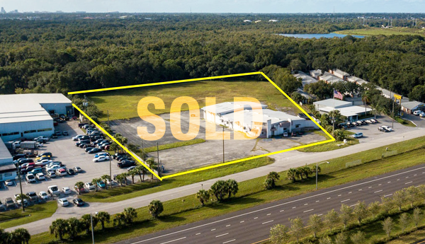WAREHOUSE ON 5.42 ACRES PINELLAS PARK