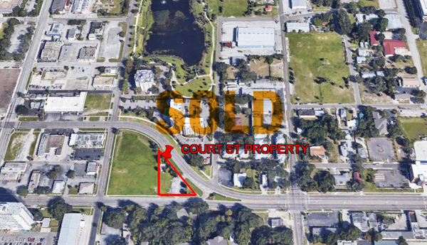 DOWNTOWN CLEARWATER COMMERCIAL LOT