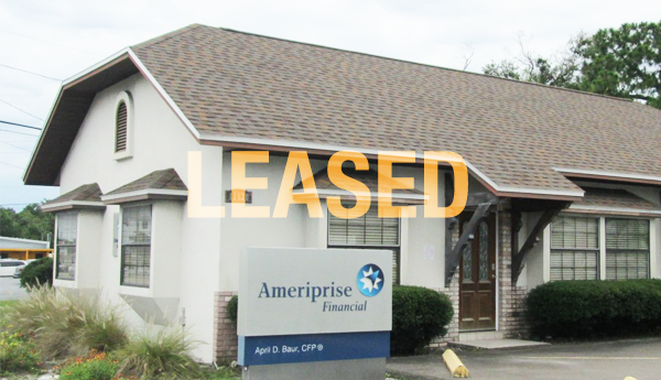 FREE STANDING BUILDING ON SEMINOLE BLVD FOR LEASE