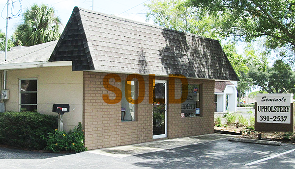 FREE STANDING OFFICE BUILDING FOR SALE IN SEMINOLE